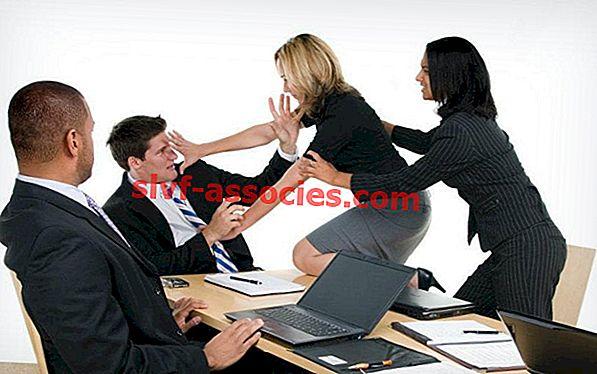 Comunicazione aggressiva