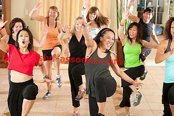 Thérapie par la danse